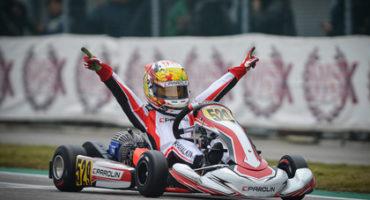 Victory at Adria in the European season opener