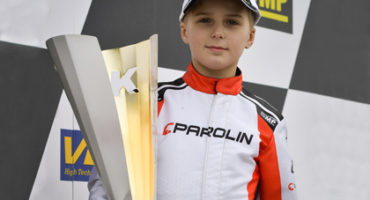 Top performances and Mini podium for Khavalkin